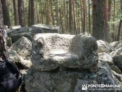Ruta senderismo Peñalara - Parque Natural de Peñalara - La silla del rey; rutas fin de semana por